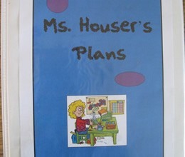 Lesson Planning and Creating a Teacher Plan Book