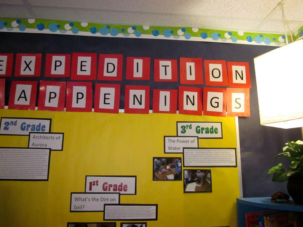 classroom setup | Ms. Houser