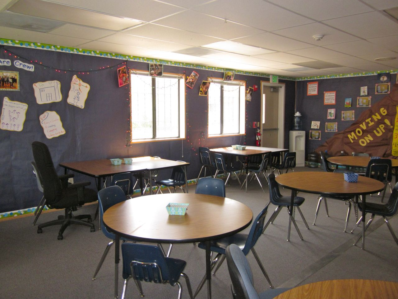 Classroom Design Techniques ~ Creating a professional development space ms houser