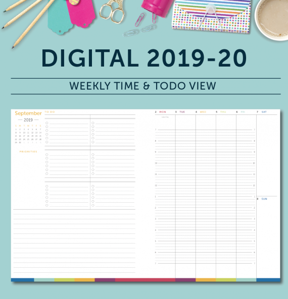Digital TTP 2019 - Week View