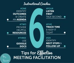 6 Tips for Effective Meeting Facilitation