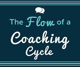 The Flow of a Coaching Cycle